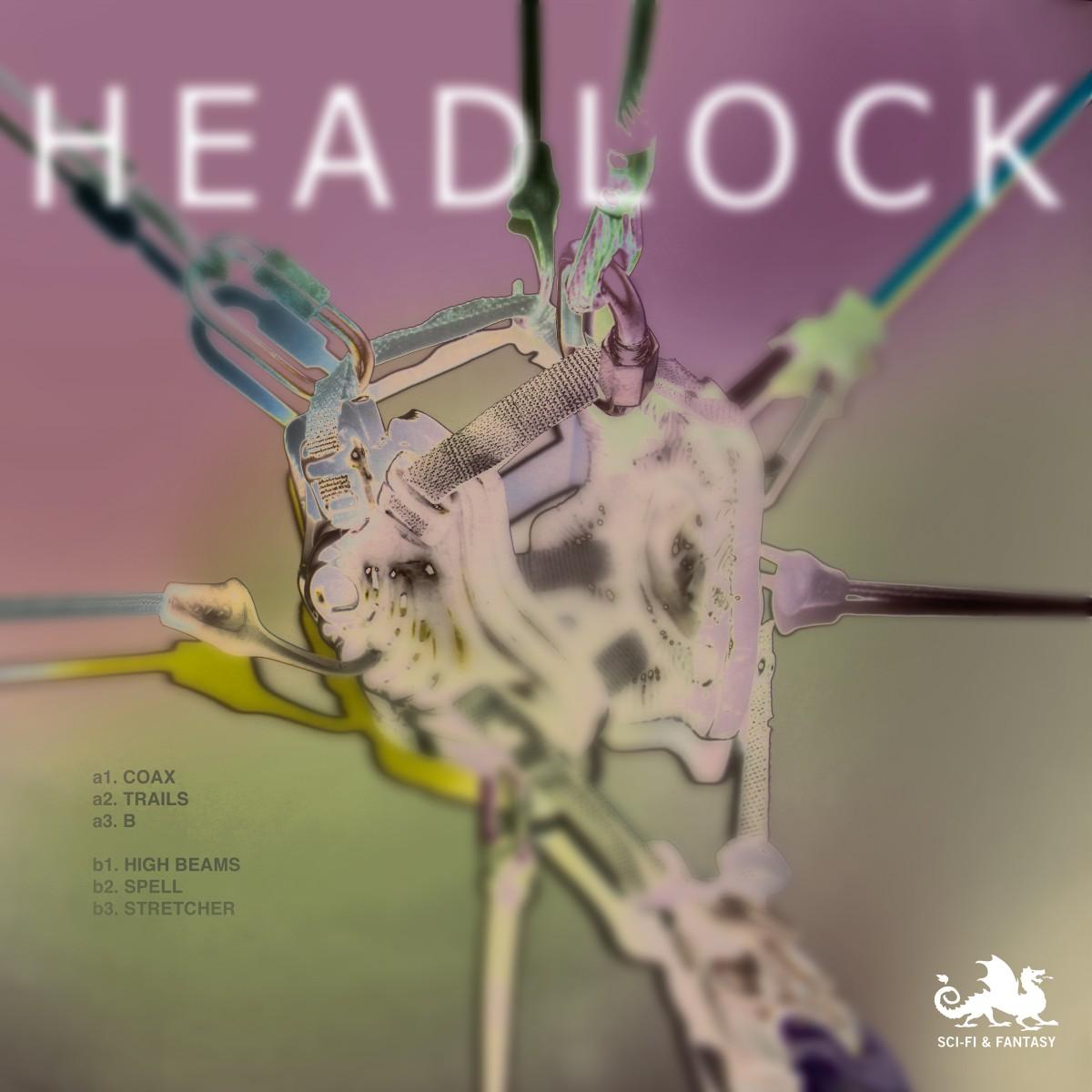 SCIFILP01: HEADLOCK (VINYL B)